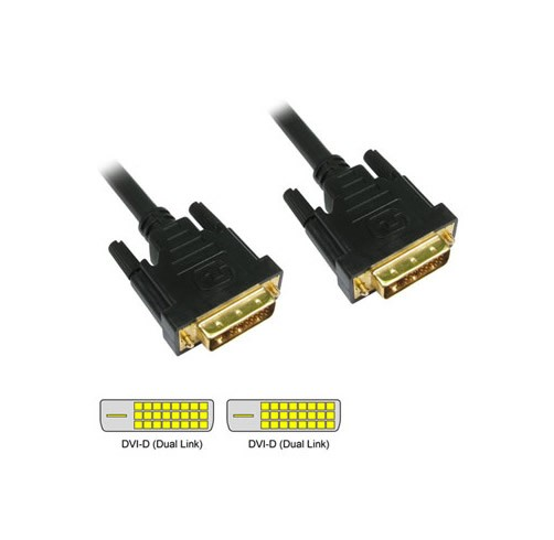 Cable DVI-D Single Link