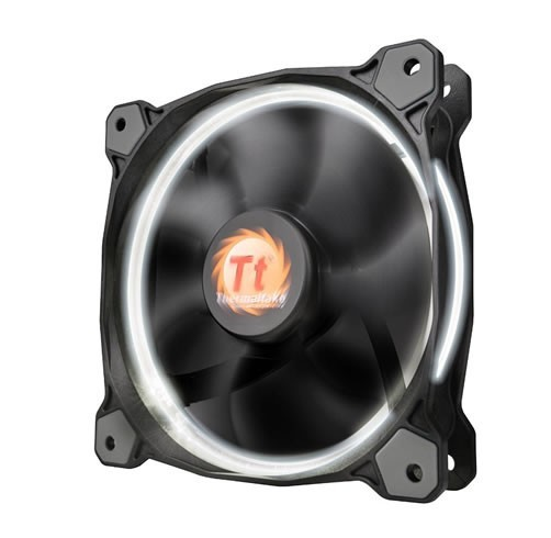 Thermaltake Riing 140 LED Blanco