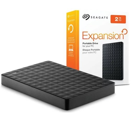 SEAGATE EXPANSION 2 TB USB 3.0