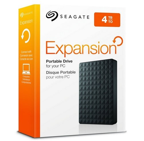 SEAGATE EXPANSION 4 TB USB 3.0