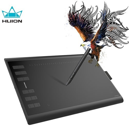 Huion Inspiroy H1060P - Extreme Tech San Carlos