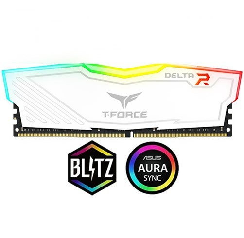 TEAMGROUP T-FORCE DELTA RGB 8 GB DDR4 2666