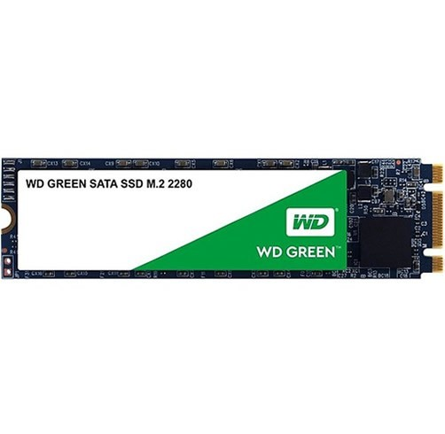 WESTERN DIGITAL GREEN M.2 120 GB