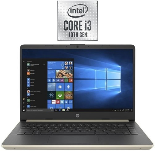 HP 14-DQ1038WM- CORE I3 1005G1 - 4 GB RAM