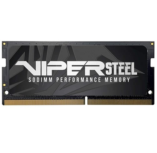 PATRIOT VIPER STEEL 8GB DDR4 2666 - SODIMM