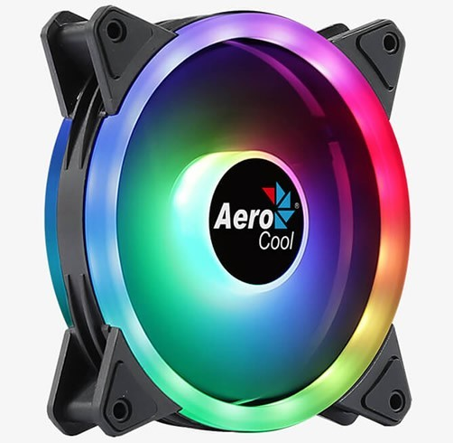 AEROCOOL DUO 12 ARGB - 120MM PWM