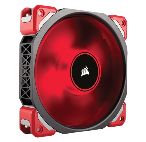 Corsair ML120 LED Rojo